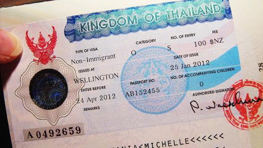 Условия длительного нахождения в Таиланде